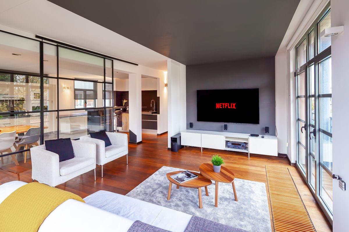 Loft Penthouse Airbnb Bruxelles Berchem-Sainte-Agathe