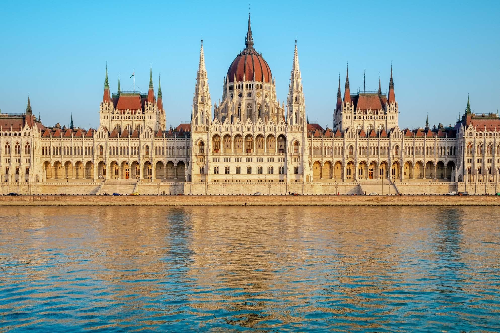 Parlement Hongrois de Budapest Az Országház