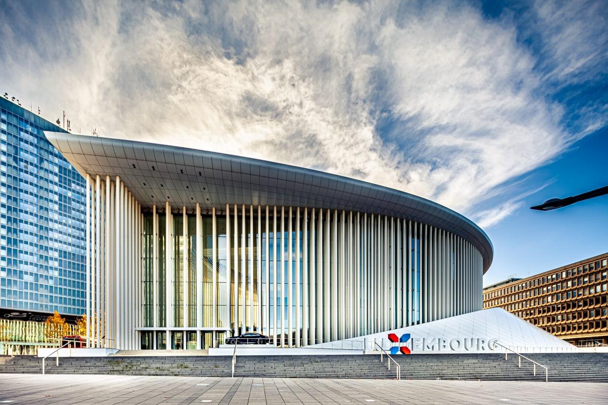 Philharmonie Luxembourg Salle de concerts