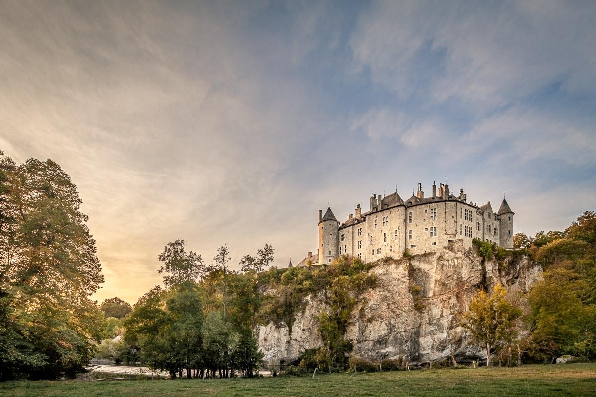 Château de Walzin Belgique Namur